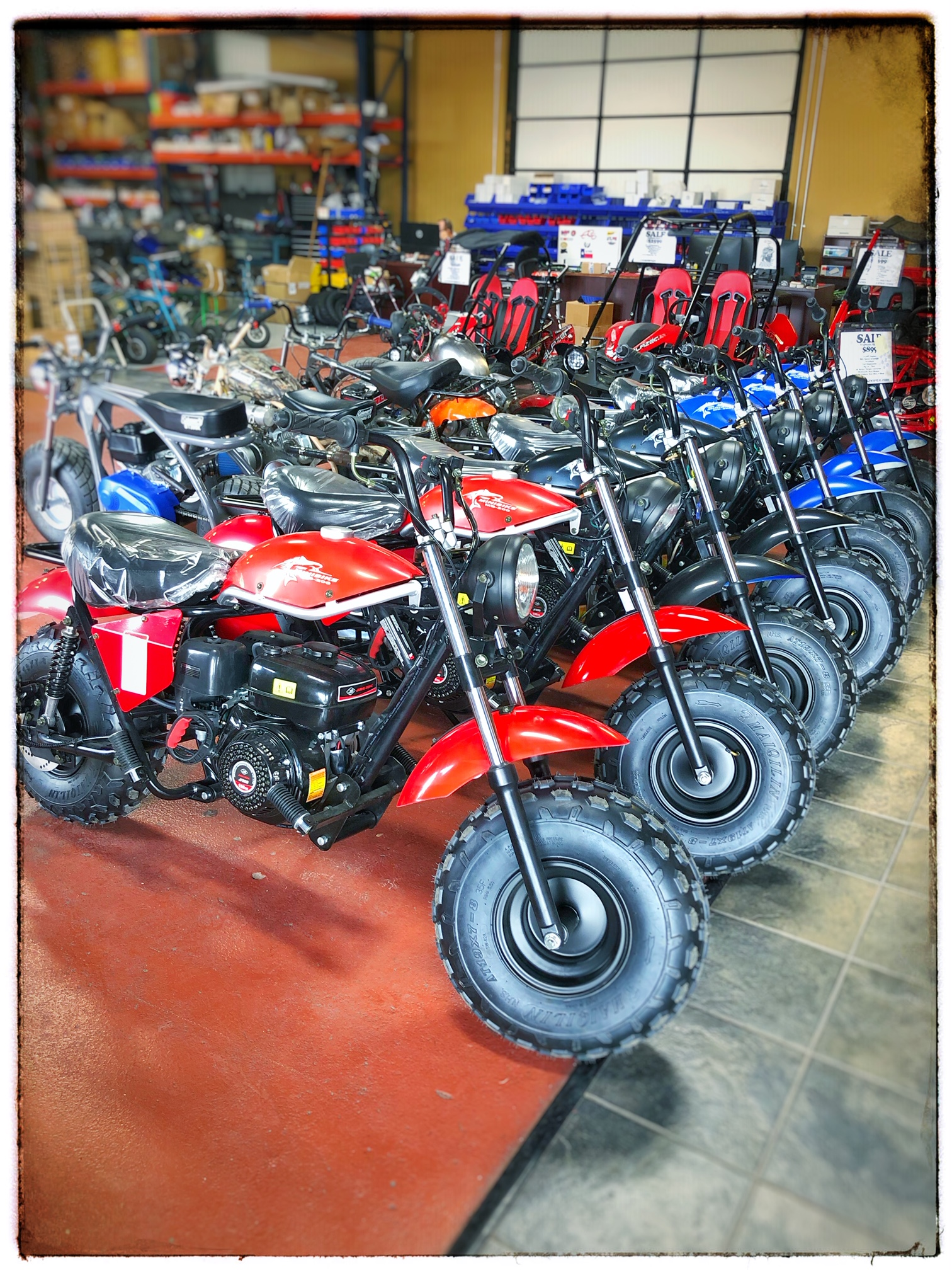 So You Bought a TrailMaster MB200-2    - GoPowerSports com
